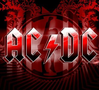 (RED COVER) 2CD AC/DC - Greatest Hits Collection Music 2CD Hell's Hits by AC/DC