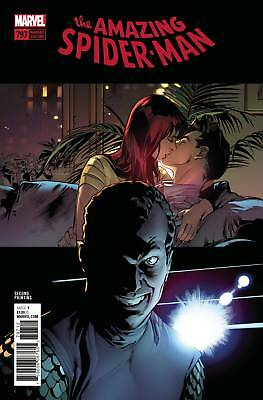 Amazing Spider-Man #797 2Nd Printing Ross Variant