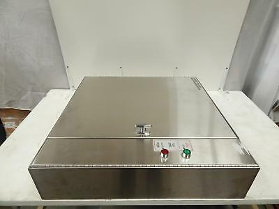 Gaylord NGPC-200, 440/115-1.25 Ventilator Control Cabinet T94327