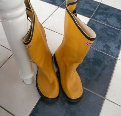 TINGLEY RUBBER LEGGIN WORK BOOTS MB943 construction rain overshoe fishing