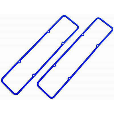 Chev 350 Blue Rubber Rocker Cover Gaskets With Steel Core # S7484X