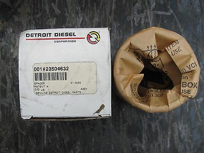 "Detroit Diesel Spacer, Crankshaft Oil Seal (Front) 2.5"" I.D. X 3.06"" L  23504632"