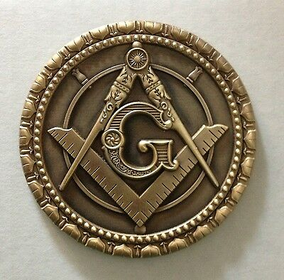 "1"" Masonic Lapel Pin(ANT)"