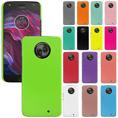"For Motorola Moto X4 / Moto X 4th Gen 2017 5.2"" Colorful Hard Back Case Cover"