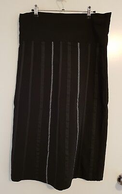Ladies Pumpkin Patch Maternity Skirt Size Small