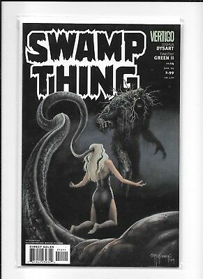 Swamp Thing #14 Decent (7.0) Vertigo