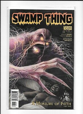 Swamp Thing #13 High Grade (9.2) Vertigo