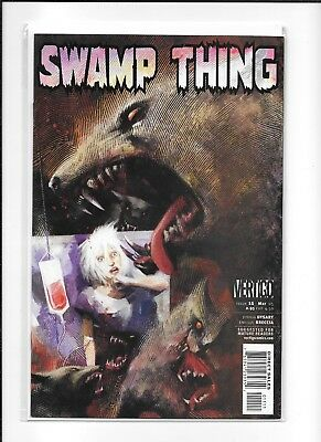 Swamp Thing #11 Decent (7.5) Vertigo