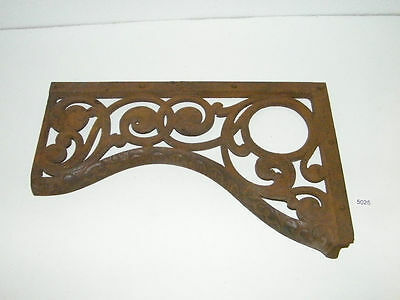 Antique Jewel Warming Oven Side Support