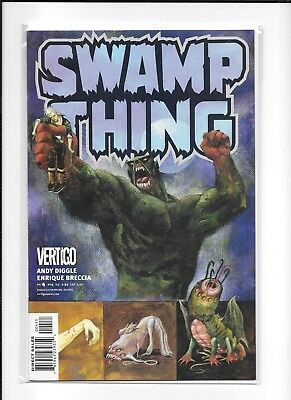 Swamp Thing #4 Decent (8.0) Vertigo
