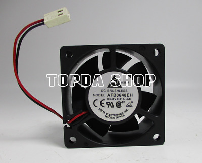 Original for delta 6025 AFB0648VH 48V 0.14A 60 6025MM 3-wire case axial cooling fan