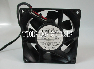 NMB 3615RL-05W-B79 Waterproof Inverter cooling fan DC24V 1.47A 92*92*38mm 3pin