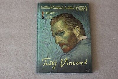 Twój Vincent - DVD POLISH RELEASE SEALED FILM POLSKI (ENGLISH SUBTITLES)