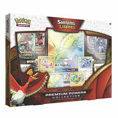 Pokemon TCG: Shining Legends Premium Powers Collection :: Brand New And Sealed!