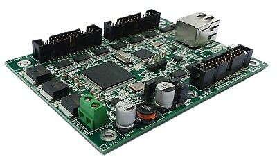 Ether-Mach: Mach3 / Mach4 CNC Ethernet Motion Controller by Stepper3 With Cables