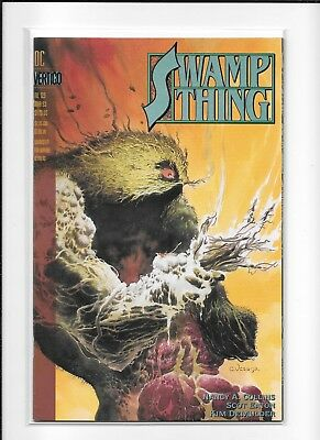 Swamp Thing #129 Decent (7.0) Dc Vertigo Vess