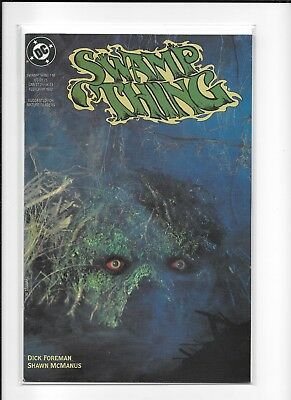 Swamp Thing #116 Higher Grade (8.5) Vertigo