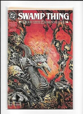 Swamp Thing #109 Decent (6.5/7.0) Vertigo