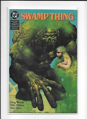 Swamp Thing #102 Decent (7.0) Vertigo