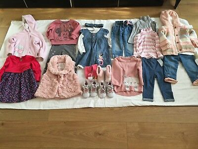 (multi-Listing)Baby Girl 12-18 months