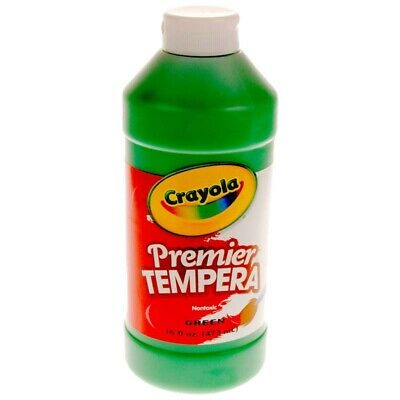 Crayola: 16 oz. Premier Tempera Paint - Green