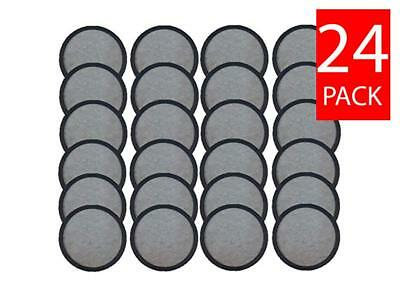(24) Mr. Coffee Replacement Charcoal Water Filter Disks for Mr. Coffee Machines