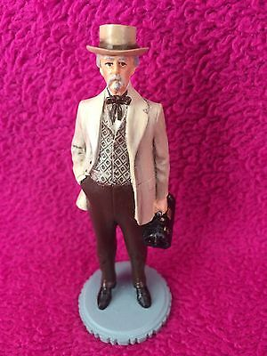 Franklin MInt Gone with the Wind Figurine- Harry Davenport as Dr. Meade