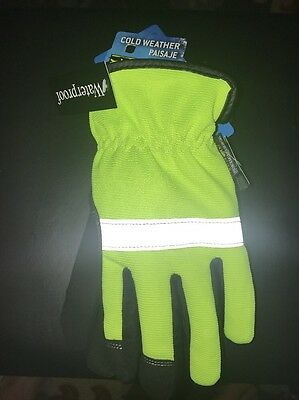West Chester Dirty Work Insulated Cold Weather Working Gloves Size Medium