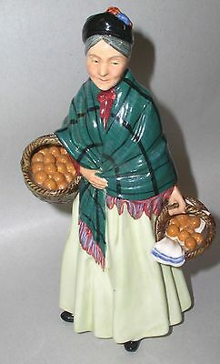 "Royal Doulton ""The Orange Lady"" HN1953 Figurine in MINT Condition"