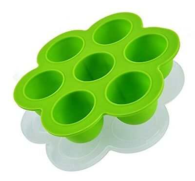 Multifunction Tray For Freezing Baby Food, Silicone Baking Mold For Egg Bites