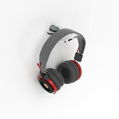Headphone Holder / Wall Mounted Headphone Hanger / Headphone Stand