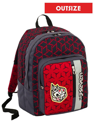 Zaino Seven Outsize Dice Boy Rosso New 2018