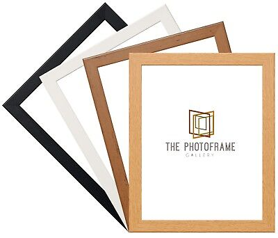A1 A2 A3 A4 A5 A6 Black Photo Frame White Picture Frame Oak Poster Frames Walnut
