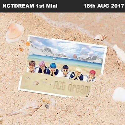 NCT DREAM We Young 1st Mini Album CD+Booklet+PhotoCard KPOP