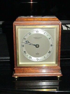 CAMERER AND CUSS - An ELLIOTT Clock - SMALL CARRIAGE CLOCK - Working