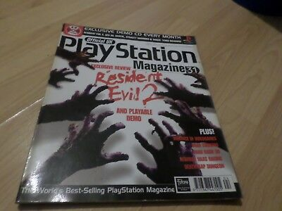 Official Uk Playstation Magazine Issue 31