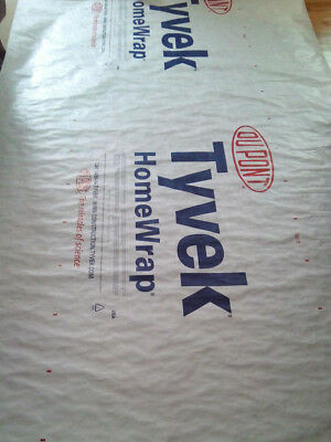 Tyvek DuPont Homewrap Sold By The Foot From 5 FT Roll Housewrap Wall Siding