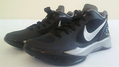 52e40ad12af2c New NIKE Size 5.5 Volley Zoom Hyperspike Volleyball Shoe Black 585763 001