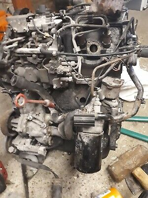 AAZ VW ENGINE From Running Car Unknown Mileage Bought For A Conversion