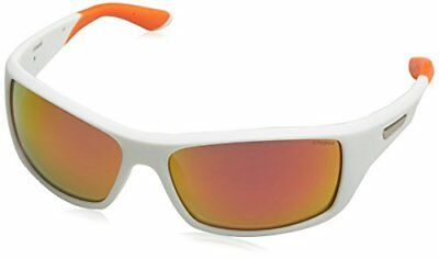 Polaroid Sport PLD 7013/S OZ, Occhiali da Sole Uomo, Whte Orange, 63 (U3V)