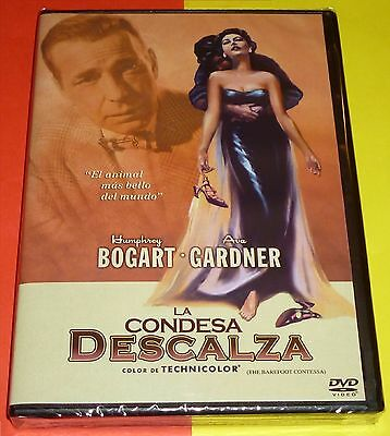 LA CONDESA DESCALZA The Barefoot Contessa - English Deutsch Españo Français R2
