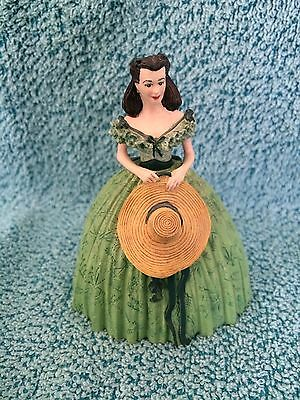 Franklin MInt Gone with the Wind Figurine- Scarlett O'Hara