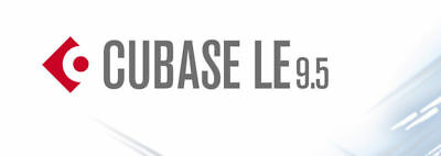 Steinberg Cubase LE 9.5 license code  - also use for upgrade to Cubase Pro 9.5!