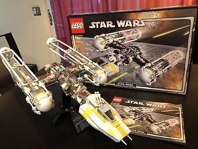 LEGO STAR Wars UCS 10134 Y-Wing Attack Starfighter - $599.99   PicClick