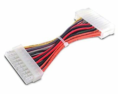 Standard Legacy 24-pin ATX Power Supply to 20-pin Motherboard Adapter Cable
