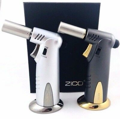 """Zico Torch  MT-35 6"""" Heavy Duty Table Top Torch Lighter/Kitchen Torch/ USA Sell"""