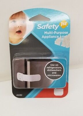 NEW Safety 1st 48482 Multi-Purpose Appliance Lock - FREE SHIPPING