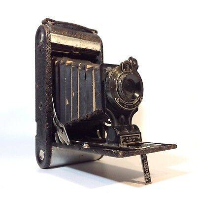 Vintage Kodak 2C Autographic Folding Camera