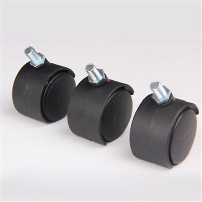 Furniture Universal Caster Office Computer Chair Wheels 360 Degree Casters