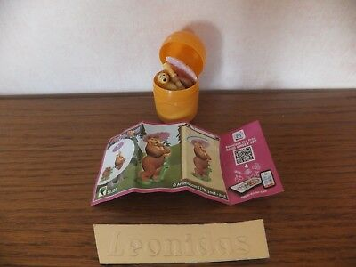 Kinder   surprise Masha and the Bear   SE307  +  BPZ